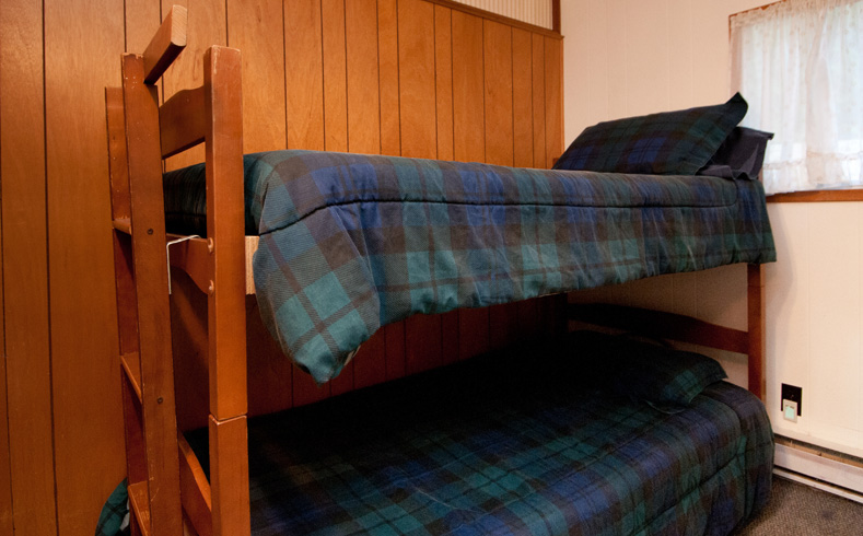 blue vista resort - bunks