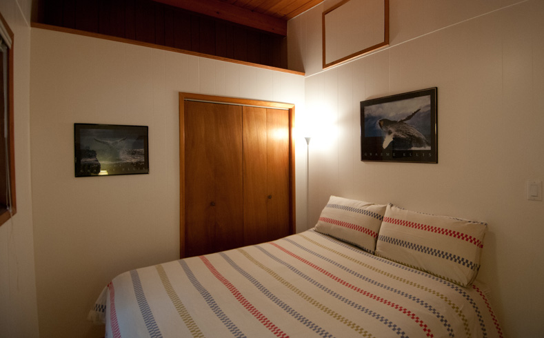 Orca Cottage bedroom